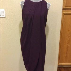 MaxMara Double Layer Dress made in Italy